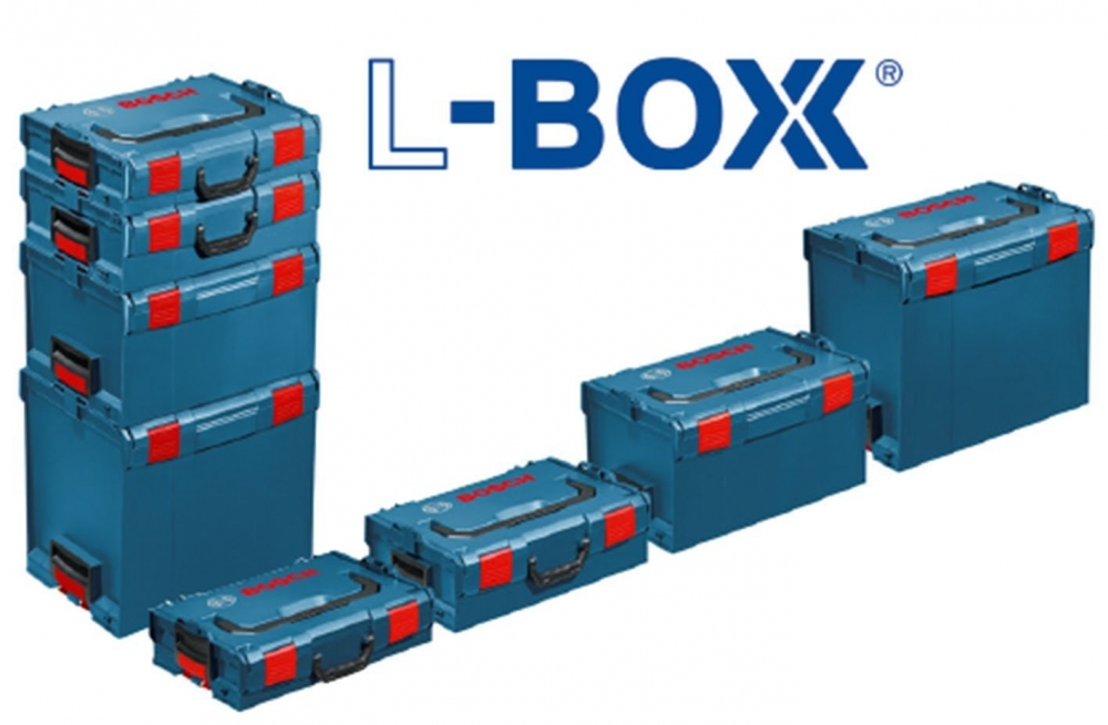 bosch 136 l boxx velikost ii kufr na n ad professional. Black Bedroom Furniture Sets. Home Design Ideas