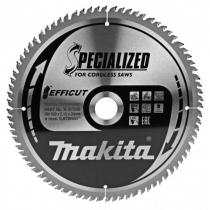 Makita B-67240 pilový kotouč Efficut TCT 260x30 80T