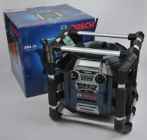 Bosch GML 20 Professional Aku rádio Powerbox 26 Watt