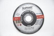 Řezný kotouč LUKAS-ROTTLUFF Premiumflex 115x1,6