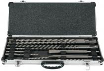 Makita D-19174 10-dílná sada vrtáků a sekáčů SDS+