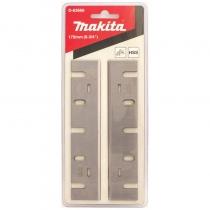 Makita D-63666 sada hoblovacích nožů