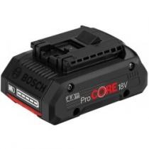 Bosch ProCORE18V 4.0Ah Professional - 18V/4.0Ah Zásuvný akumulátor 1.600.A01.6GB